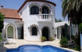 Ebre - Grande villa extraordinaire avec 5 ch. à c. , amarre, jardin et piscine privée