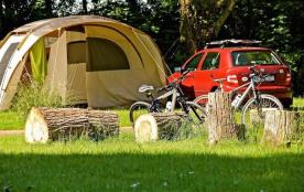 Camping Vert Auxois, 65 emplacements, 3 locatifs