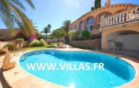 Villa AS Sofi - Très jolie villa située dans un endroit agréable, à côté du parc naturel du Montgo.