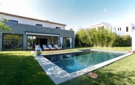 Belle villa contemporaine près de Mougins