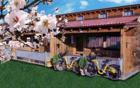 Spa Natura Resort, 88 emplacements, 84 locatifs
