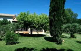 Gîtes de France - A 3 km du centre ville de Carpentras, en campagne, maison indépendante entièrement rénovée en 2014,...