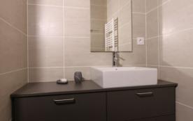 Salle d'eau privative de la chambre1