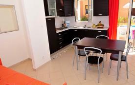 Studio pour 2 personnes à Belgodere