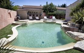 Villa à MOLLEGES