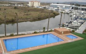 Port Gran - Appartement à Santa Margarida (Rosas / Roses) qui possède 1 chambre et capacité pour ...