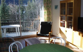 Appartement 2 pièces coin montagne 6 personnes (NAV349)