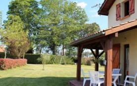 maison située au coeur de la foret landaise - Laluque