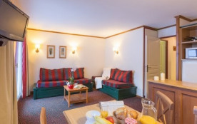 Résidence L'Alpaga - Appartement 2 pièces 4/5 personnes Standard