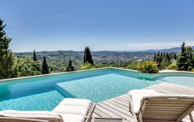 Charming family villa in Grasse