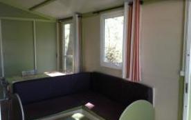 Camping PARC DE PALETES - Chalet CLUB 6 et ATLANTIS 2 chambres