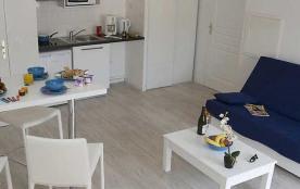 Appartement pour 1 personnes à Grandcamp-Maisy