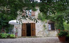 Apartment à Sienne, Casciano di Murlo