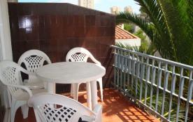 Balcon côté Ouest (séjour)