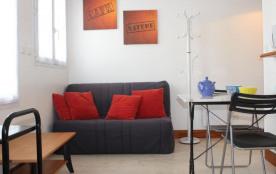 Appartement 1 pièce - 29m² environ - jusqu'à 3 personnes