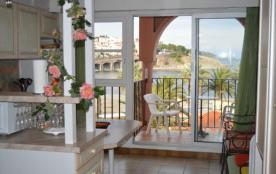 Banyuls sur Mer (66) - Centre Plage - Résidence Front de Mer. Appartement 2 pièces - 45 m² enviro...