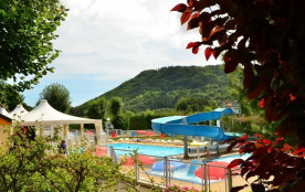 Camping l'Europe, 50 emplacements, 174 locatifs