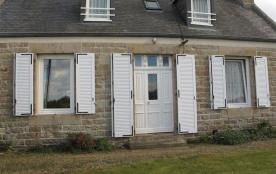 N°671 - Maison bretonne à Trébeurden à 500m de