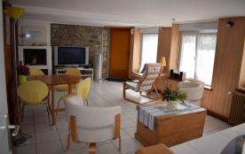Appartement à 200m plages avec INTERNET WIFI.