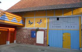 Maison pour 3 personnes à Schutterzell