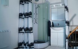 chambre avec coin bain