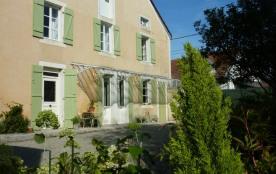Gîte de charme Nature-Vignobles de Bourgogne et Champagne - Bouix