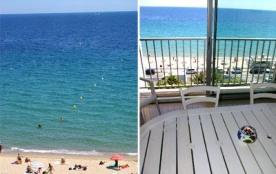 BORD DE MER - résidence Amorgos 52 m² nombre pièces : 3 couchage 6- type trois pièces vacances