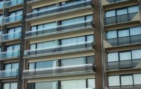 Appartement 2 chambres à coucher + parking a louer (vacances
