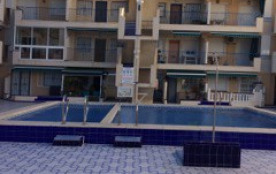 "Torrevieja : Appartement coquet face playa ""Los Naufragos"""