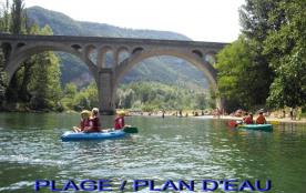 Bienvenue sur le site du camping La Muse, situé au pied du village de Mostuéjouls en Aveyron, premier camping à l'ent...