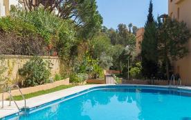Appartement pour 2 personnes à Elviria, Marbella