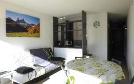 Résidence Mahourat de 24 m² environ pour 4 personnes.