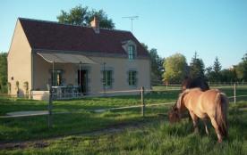 Maison de vacances - VITRY-AUX-LOGES
