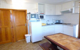 Appartement dans chalet de 45 m² environ pour 6 personnes, situé au cœur du village de chalets, à...