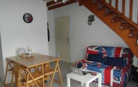 Appartement 1 pièce + mezzanine - 35 m² environ - jusqu'à 4 personnes.