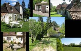 Villa à FRANCOULES