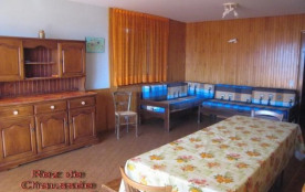 La Toussuire, bel appartement en chalet grande terrasse sud 10 personnes
