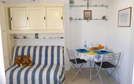 Quartier de la Plage - Résidence Les Bains de Mer - Appartement studio 1 pièce de 16 m² environ p...