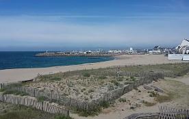 LA TURBALLE - Vue mer - direct plage - proche comm