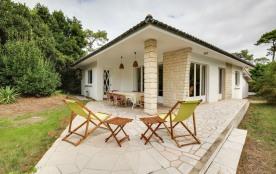 squarebreak, Villa de vacances près du Mimbeau