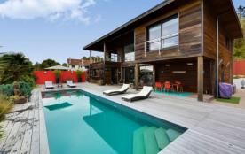 squarebreak, Luxueuse villa exotique à la Baule
