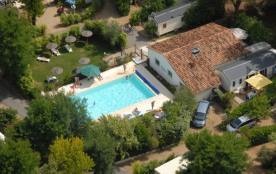 Camping Les Fougères - Mh Confort 2ch 4/5pers + Terrasse au Sol Non Couverte