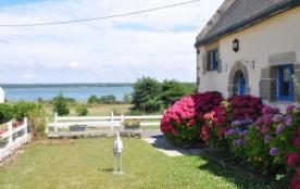 Gite l'Aigrette bleue en Bretagne sud, Ria d'Etel - Sainte Hélène