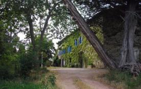 Grande Maison de Campagne,grande piscine sécurisée, au coeur du pays Cathare - Limoux