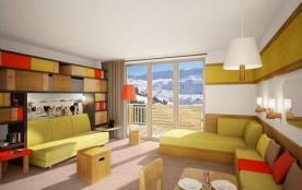 Appartement 2 pièces 5 personnes