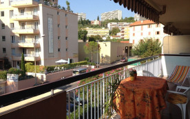 TROIS PIECES situé résidence Plage du Cap à Roquebrune Cap Martin
