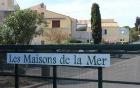 Gruissan (11) - Pech Maynaud - Résidence Les Maisons de la mer. Appartement 2 pièces cabine - 35 ...