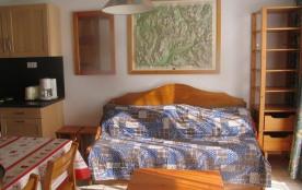 Studio cabine 4 personnes (A005)