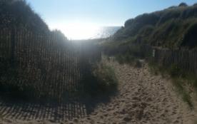 annoville plage et ses dunes
