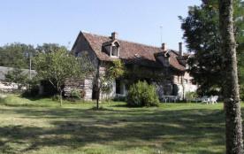 Gîtes de France - En forêt de Sologne, maison indépendante, proche des propriétaires, avec terrai...